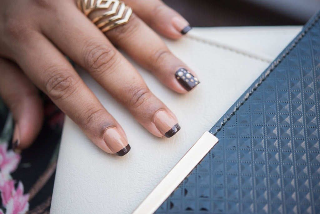 Dotted nail art (2 of 5)