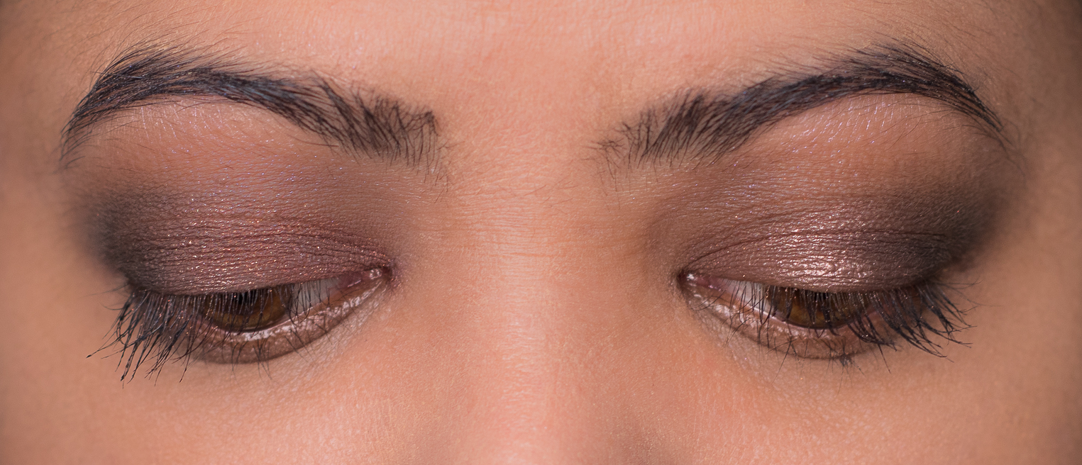 eye look using eye primer