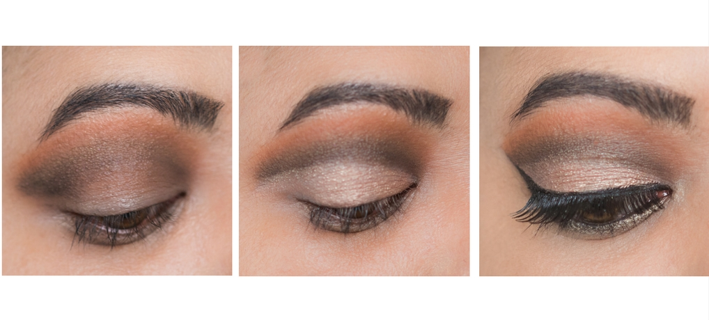 sweet peach palette eye looks 2