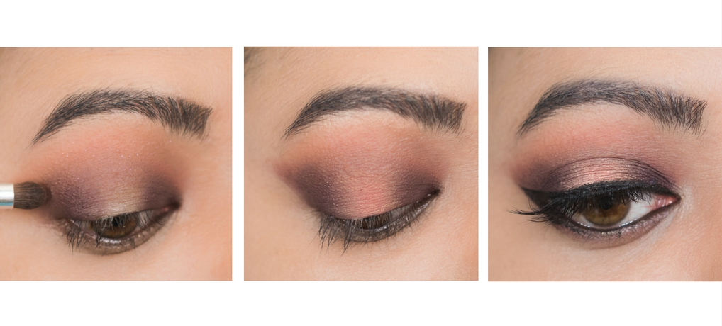 sweet peach palette eye looks 3
